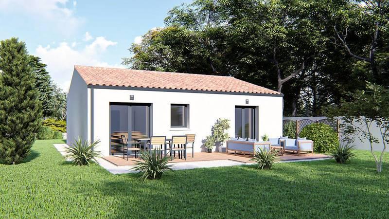 Maison neuve, 72 m² DECOU…