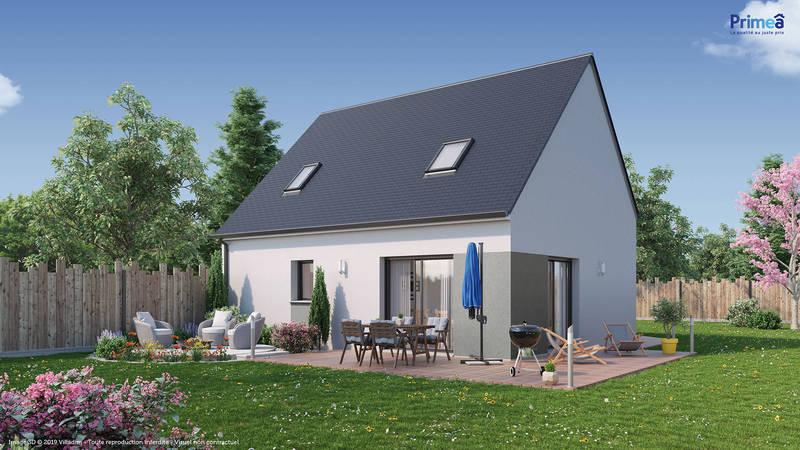 Maison neuve, 94 m² Fin d…