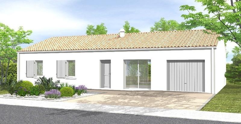 Maison neuve, 80 m² Conta…