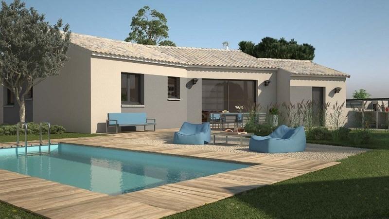 Maison neuve, 90 m² À Sai…