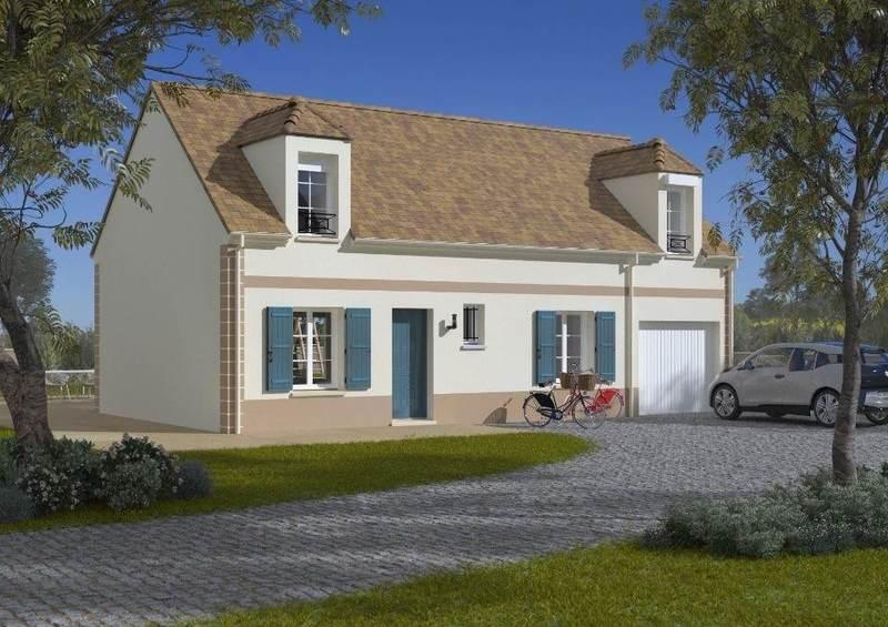 Maison neuve, 90 m² Crécy…