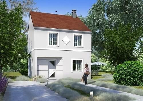 Maison neuve, 87,16 m² Mr HA…