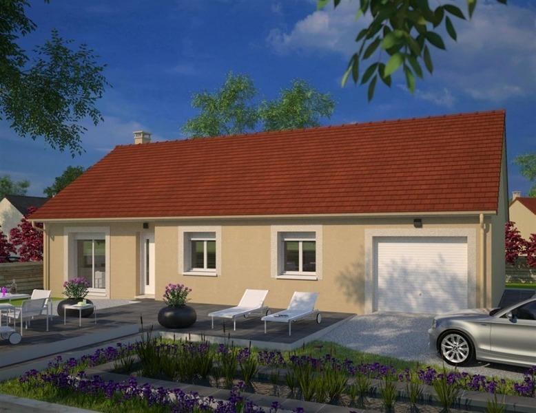 Maison neuve, 92 m² Cette…