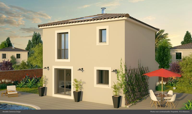 Maison neuve, 100 m² Sur l…