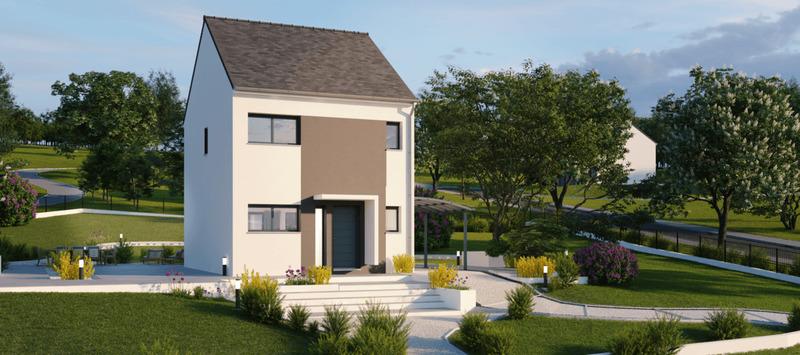 Maison neuve, 91 m² Maiso…