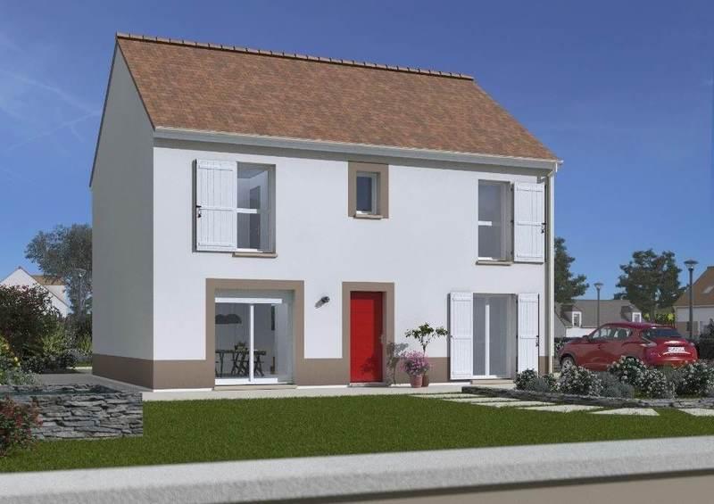 Maison neuve, 124 m² À Sai…