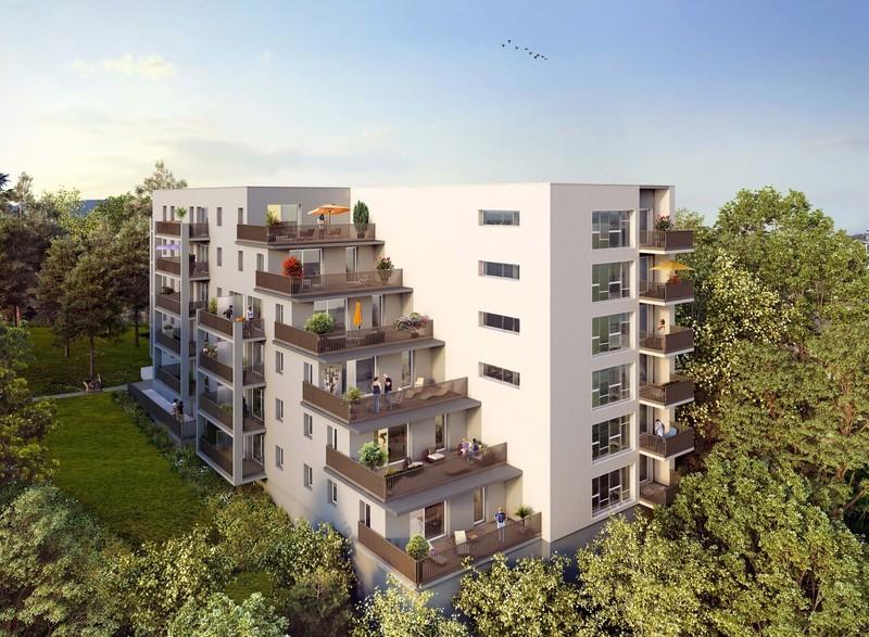 Appartement neuf, 39,61 m² Penda…