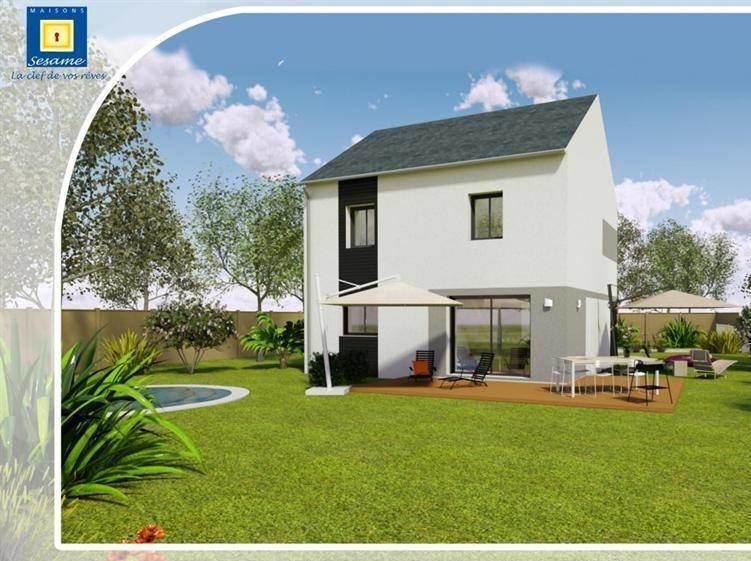 Maison neuve, 90 m² Sébas…