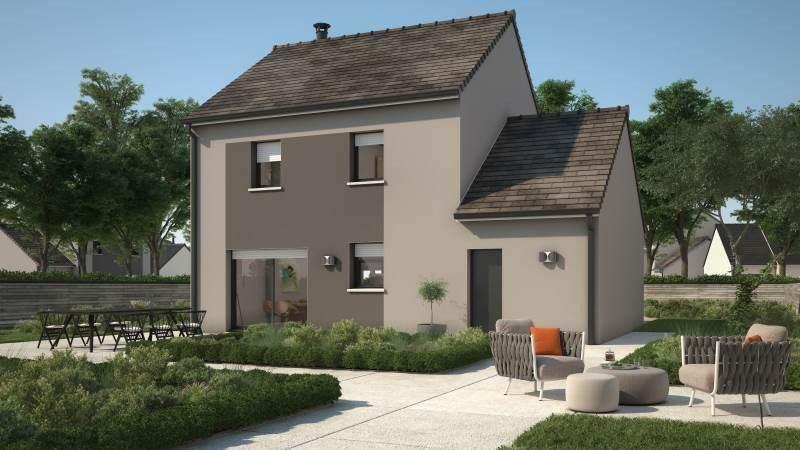 Maison neuve, 74 m² À La …
