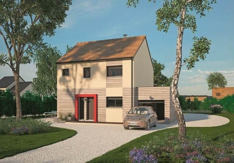 Maison neuve, 98 m² Saint…