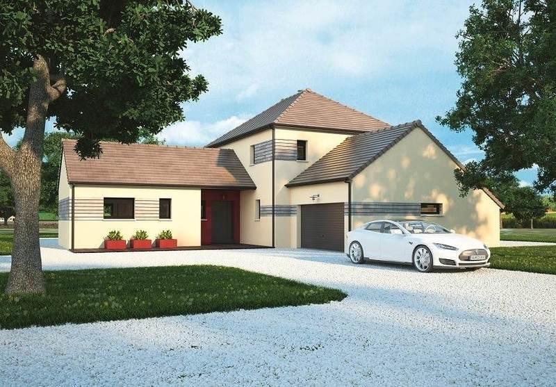 Maison neuve, 170 m² Immen…
