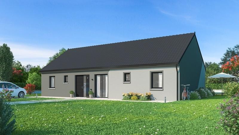 Maison neuve, 128 m² Proje…