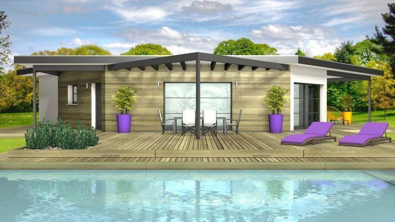 Maison neuve, 130 m² De la…