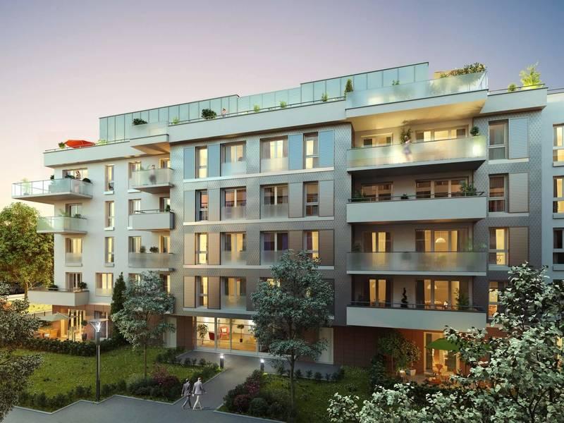Appartement neuf, 59,09 m² Dans …