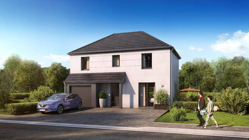 Maison neuve, 102 m² Conce…