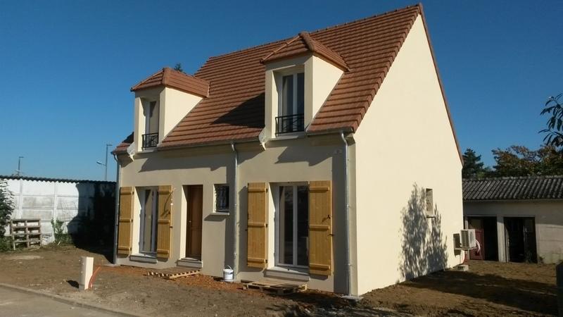 Maison neuve, 107 m² Chois…