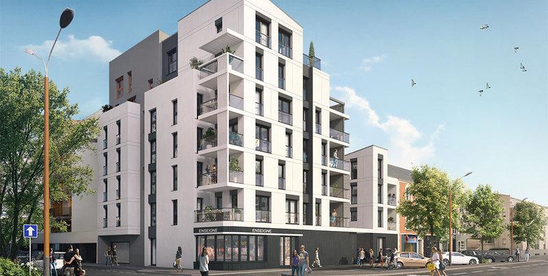 Appartement neuf, 61 m² NOUVE…