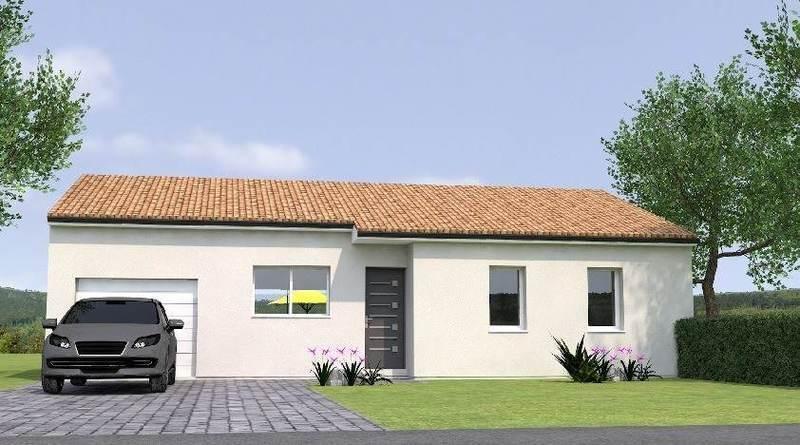 Maison neuve, 85 m² Saint…