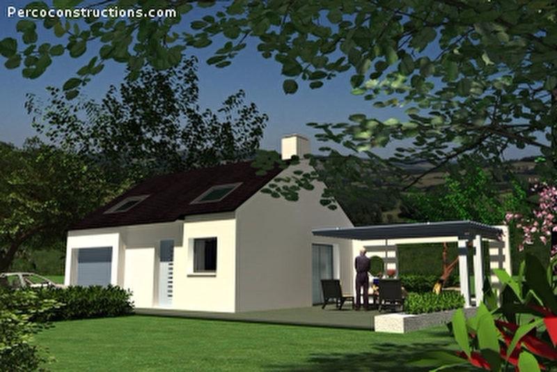 Maison neuve, 59,55 m² A Pon…