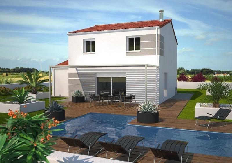 Maison neuve, 90 m² Conta…