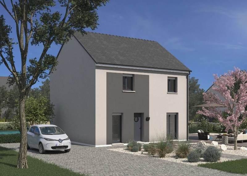 Maison neuve, 102 m² En ve…