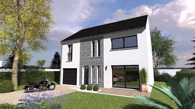 Maison neuve, 142 m² La no…