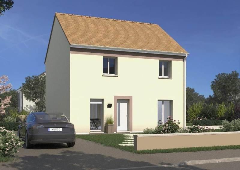 Maison neuve, 102 m² Proje…