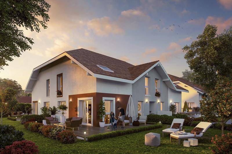 Appartement neuf, 94 m² DERNI…