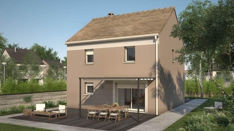 Maison neuve, 83 m² Bourg…