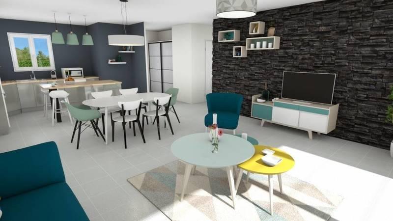 Maison neuve, 83 m² Dans …