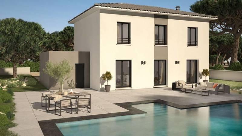 Maison neuve, 130 m² À ven…