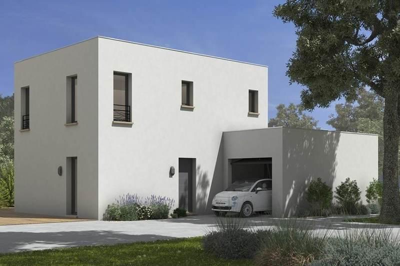 Maison neuve, 95 m² Avec …