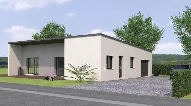 Maison neuve, 100 m² À Sai…