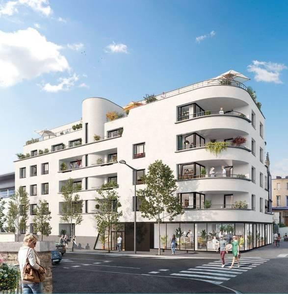 Appartement neuf, 108,23 m² Décou…