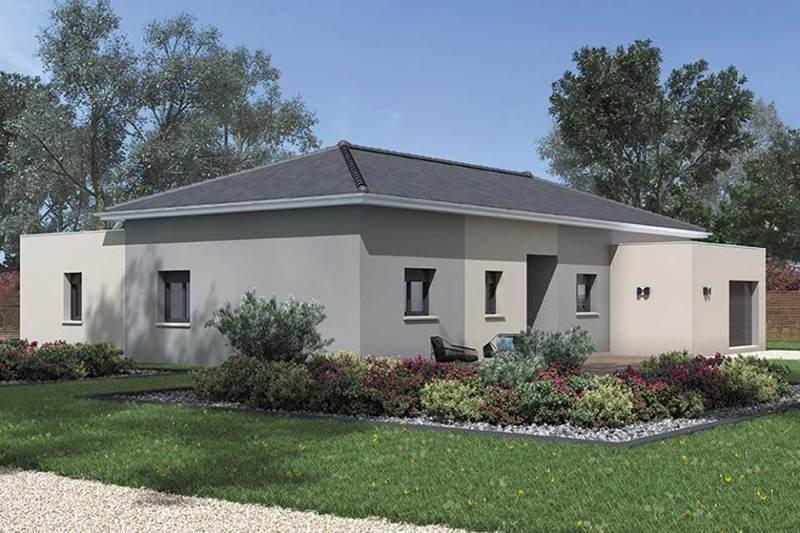 Maison neuve, 120 m² À La …