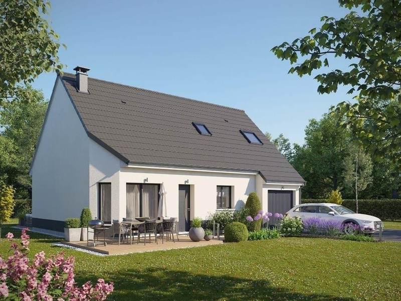 Maison neuve, 105 m² Cléon…