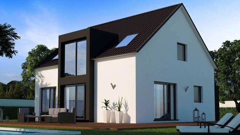 Maison neuve, 83 m² À Plé…