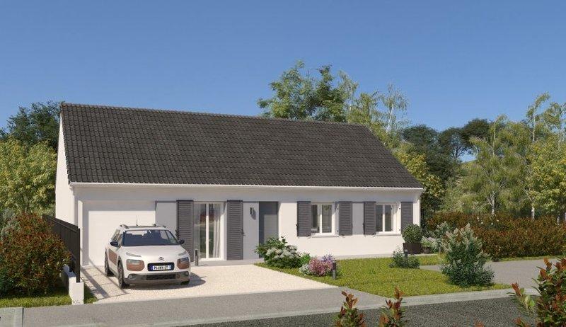 Maison neuve, 90 m² Belle…