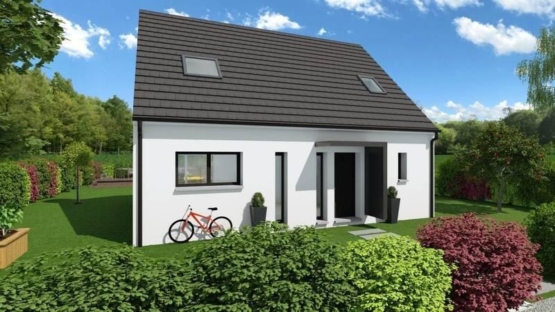 Maison neuve, 112 m² SAD J…