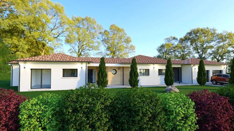 Maison neuve, 160 m² Situa…