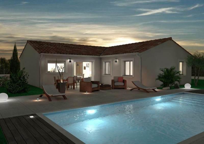 Maison neuve, 101 m² La ma…