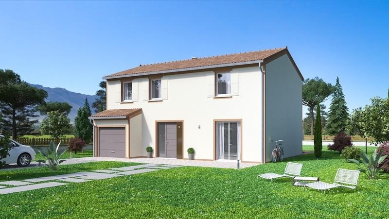 Maison neuve, 132 m² Proje…