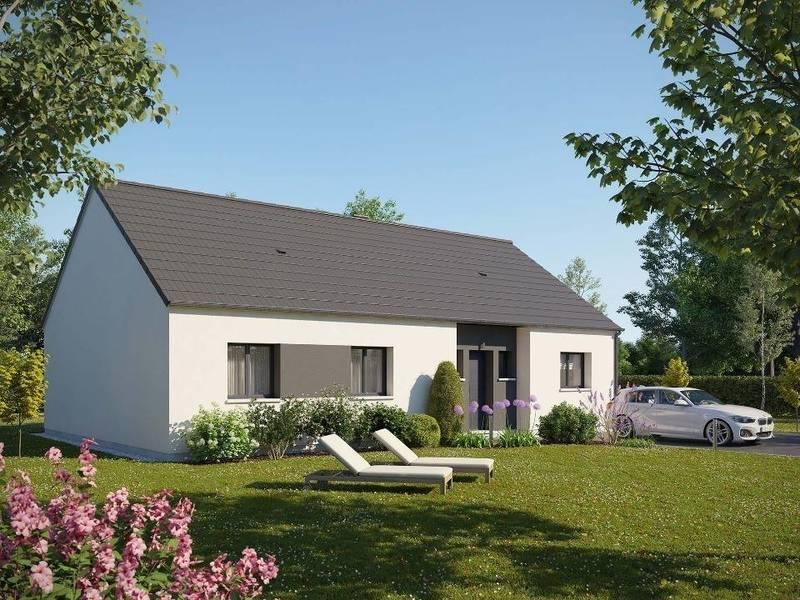 Maison neuve, 105 m² Maiso…