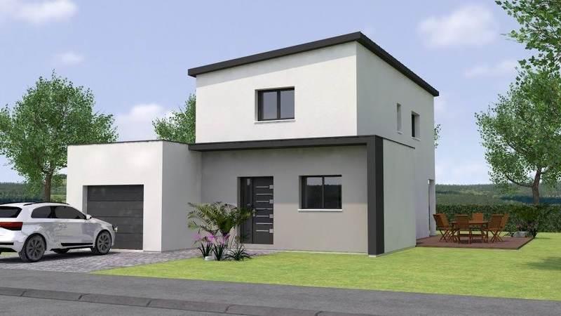 Maison neuve, 110 m² Saint…