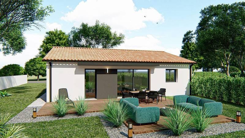 Maison neuve, 78 m² DECOU…