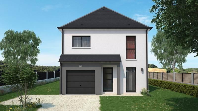 Maison neuve, 90 m² Idéal…