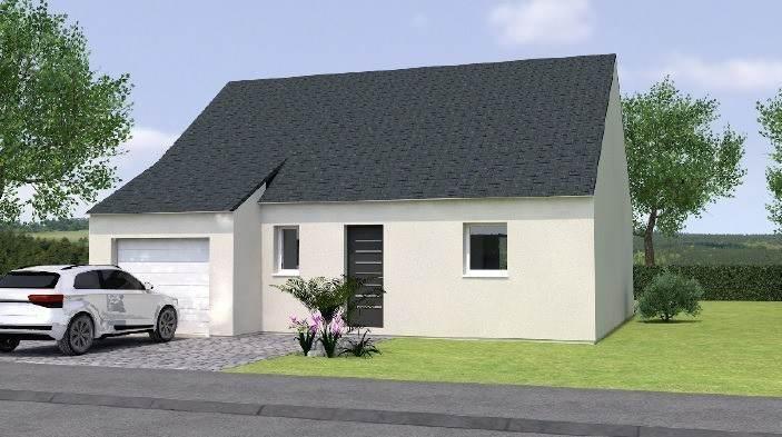 Maison neuve, 75 m² Maiso…