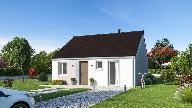 Maison neuve, 65 m² Rare …