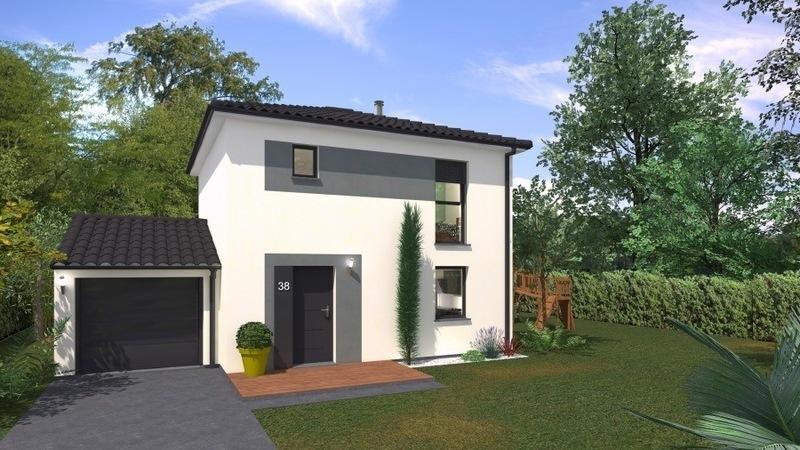 Maison neuve, 116 m² Beau …