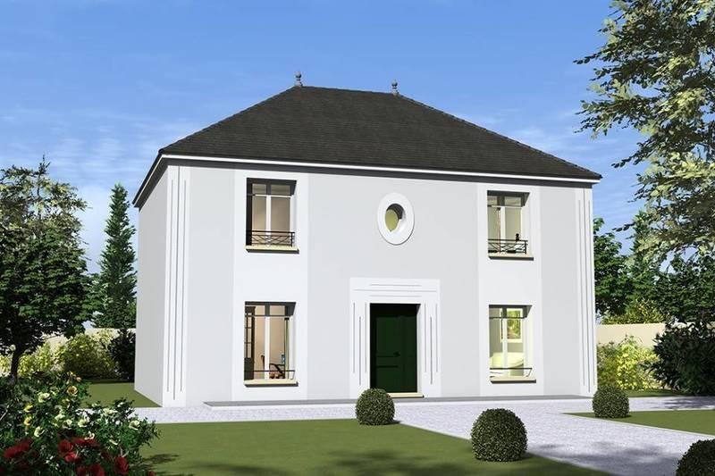 Maison neuve, 125 m² La Ve…